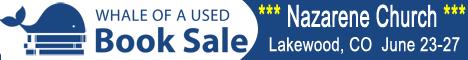 Lakewood Colorado Book Sale
